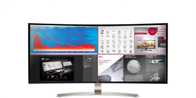 LG lleva lo último en monitores al el Mercado de Diseño de Madrid