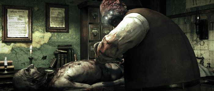 The-Evil-Within. Historia de los videojuegos de terror. The Evil Within 2 sale a la venta para PC, PS4 y Xbox el 13 de octubre