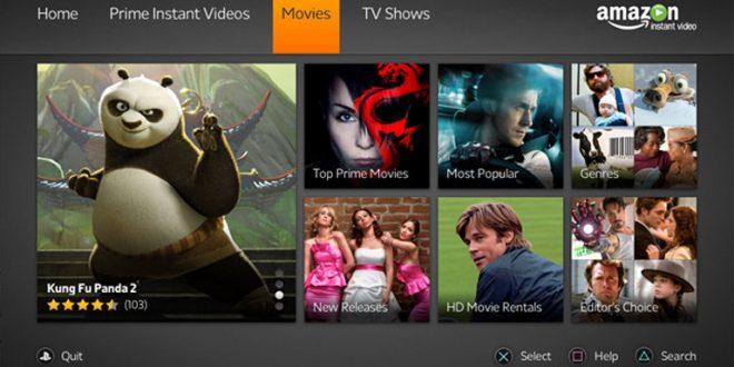 Amazon Prime Video llega a PlayStation en España