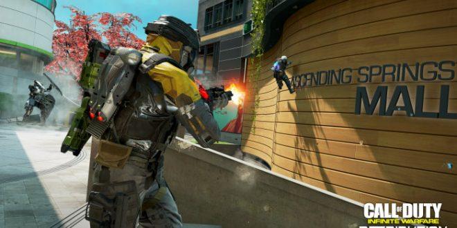 Call of Duty: Infinite Warfare Retribution