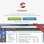 CCleaner hackeado para que sea capaz de controlar los equipos de sus usuarios. Actualizarlo urgentemente.