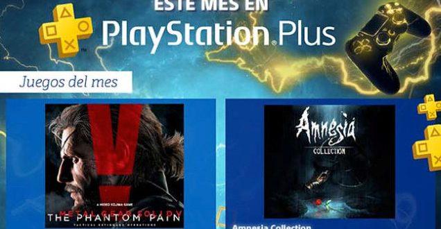Playstation Plus Juegos Gratis En Octubre 2017