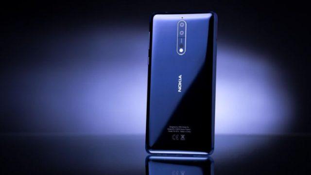 Nokia 8 llega al mercado español por 599 euros