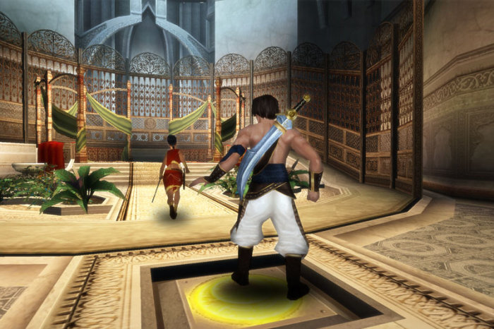 Prince of Persia, the Sands of Time