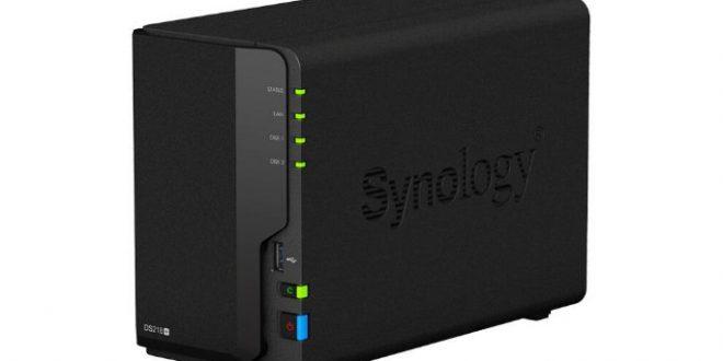 Synology presenta la nueva línea de NAS ds218+