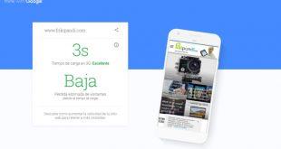 Google estrena funciones en Test My Site. Mejora el WPO de tu web