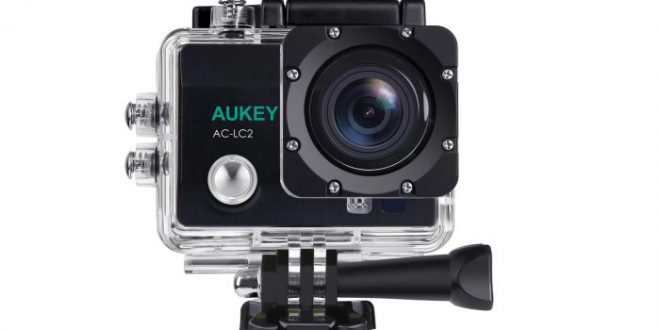 Unboxing Aukey AC-LC2 Cámara de acción deportiva y acuática vs. GoPro Hero5