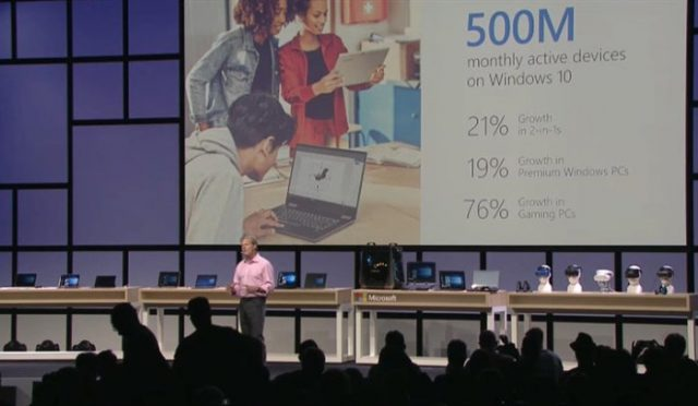 Microsoft lanzará el 17 de octubre la cuarta gran actualización de Windows 10. Windows 10 Fall Creators Update