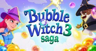 Snapchat: Bubble Witch 3 Saga integra contenido exclusivo para Snapchat por Halloween