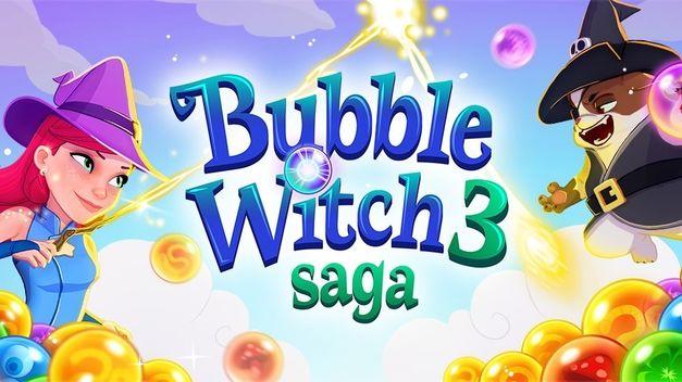 Snapchat : Bubble Witch 3 Saga integra contenido exclusivo para Snapchat por Halloween