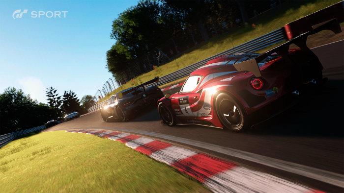 Modo deportivo en Gran Turismo Sport