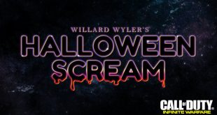 Call of Duty: Infinite Warfare podrán disfrutar de Willar Wyler's Halloween Scream