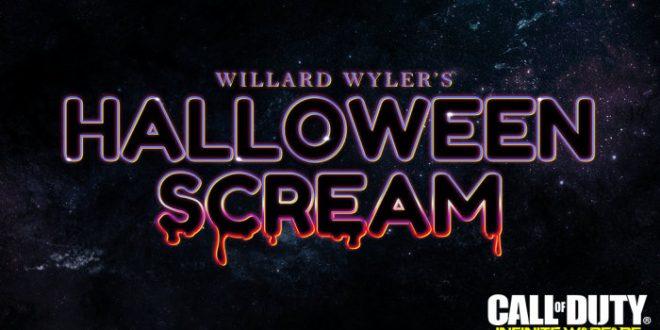 Call of Duty: Infinite Warfarepodrán disfrutar de Willar Wyler's Halloween Scream
