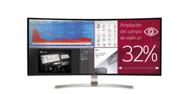 LG presenta las novedades de sus monitores Ultrawide