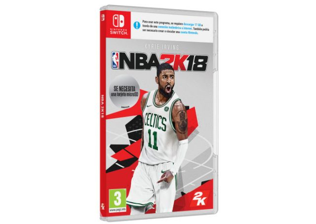 NBA 2K18 predice la temporada NBA 2017-2018