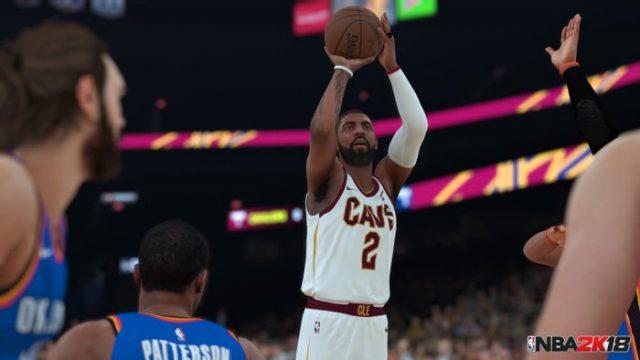 Review y gameplay del mejor juego de baloncesto NBA 2K18