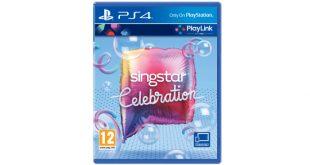 SingStar Celebration para Playstation 4