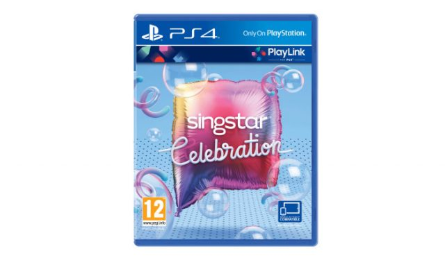 SingStar Celebration para Playstation 4