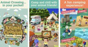 Animal Crossing: Pocket Camp en tu dispositivo IOS o Android