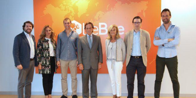 Dos añosdespués de su nacimientobeBee contribuye ya a la internacionalización de la marca Alcobendas