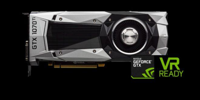 ASUS presenta la familia de tarjetas gráficas GeForce GTX1070 Ti, orientadas al juego 4K y la realidad virtual
