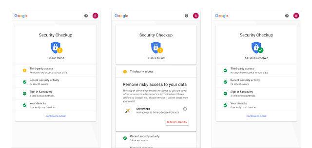 Google anuncia dos nuevas herramientas de protección para ayudar a garantizar la seguridad en Internet