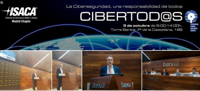 CiberTodos 2017. La prevención y la comunicación adecuada,determinantes para evitar o minimizar las crisis de ciberseguridad