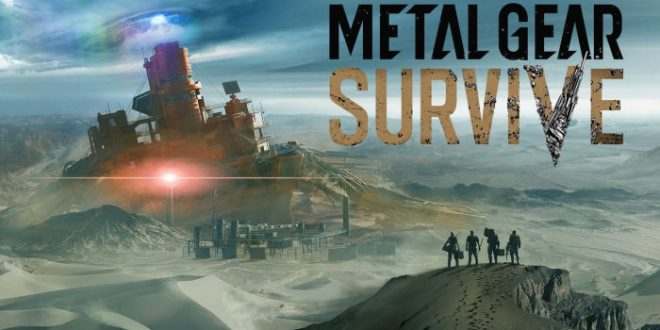 Metal Gear Survive saldrá a la venta el 22 de febrero de 2018 para PS4, Xbox One y PC