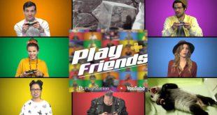 PlayStation España anuncia Playfriends, la primera web serie producida por la compañía