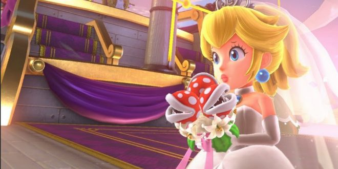 Super Mario se cita con un ejército de novias Peach en Madrid Gaming Experience