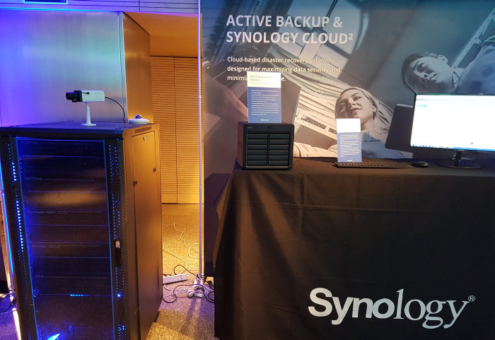 Active Backup de Synology