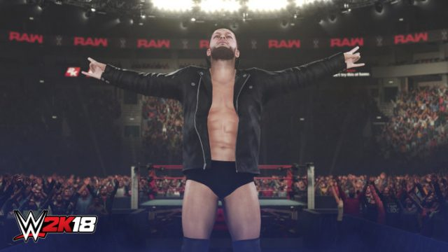 Review y análisis de WWE 2K18, ya está disponible para PlayStation 4 y Xbox One