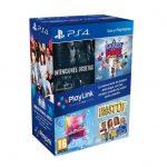 PlayLink llegará el 22 de noviembre a PS4 con un Megapack que incluirá cuatro títulos