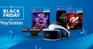 PlayStation desvela sus grandes ofertas para el Black Friday