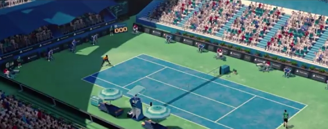 Tennis WorldTour