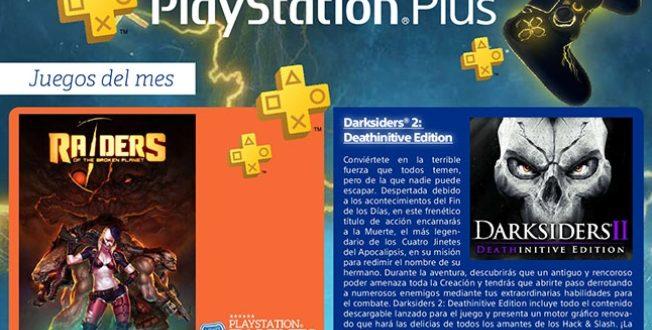 Juegos gratis en Playstation Plus en diciembre del 2017