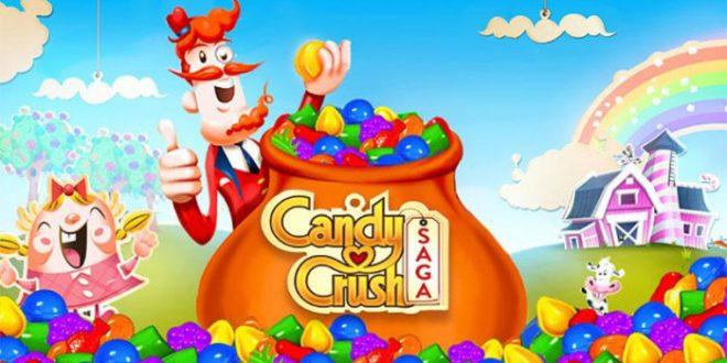 Candy Crush Saga celebra su quinto aniversario con una Party Booster para los jugadores