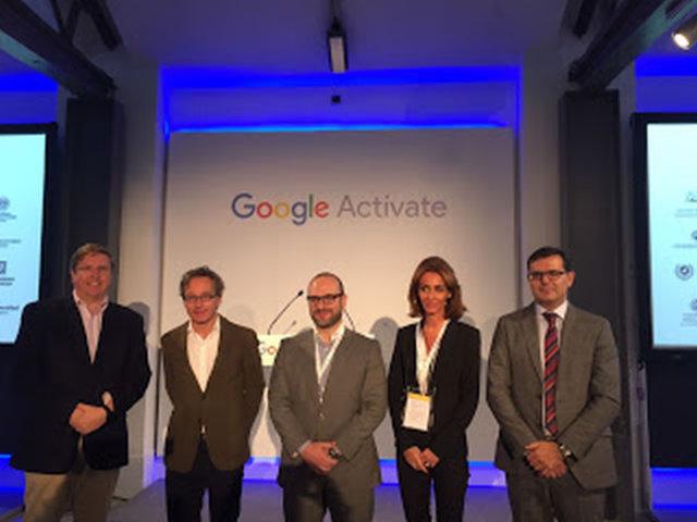 Google Actívate presenta las novedades en sus cursos. Google Actívate ha presentado hoy las novedades de su programa gratuito de formación en competencias digitales.