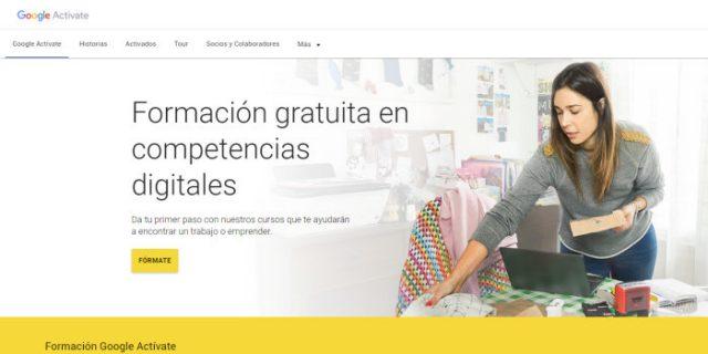 Google Actívate presenta las novedades en sus cursos