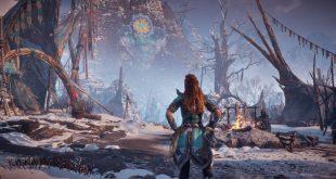 Horizon Zero Dawn: The Frozen Wilds llega hoy en exclusiva a PlayStation 4.