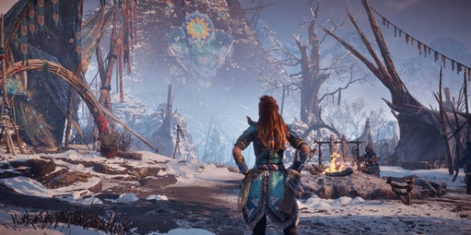 Horizon Zero Dawn: The Frozen Wilds llega hoy en exclusiva a PlayStation 4.