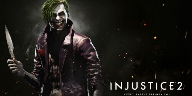 Injustice 2 llega a PC