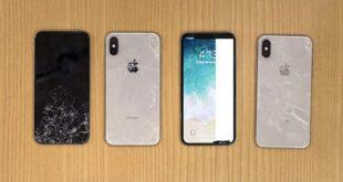 El iPhone X es el más frágil de toda la familia iPhone, según tests de SquareTrade