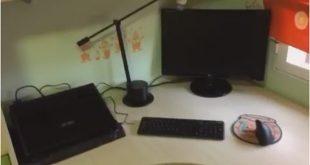 Montar un portátil como un PC de escritorio