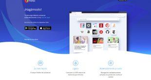Descarga Mozilla Firefox Quantum, la mayor actualización de su navegador