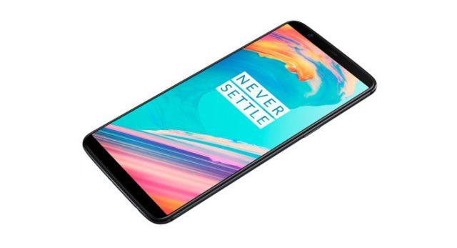 OnePlus 5T, una actualización de OnePlus 5 con pantalla de 6 pulgadas y formato 18:9