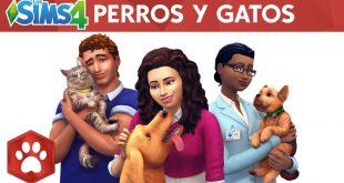El pack de expansión Los Sims 4 Perros y Gatos llega a PC y MAC