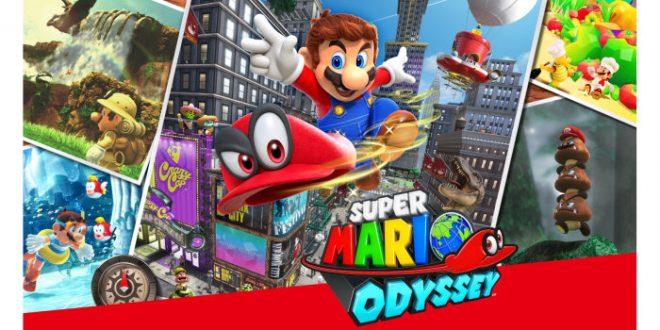 Super Mario Odyssey logra cifras de récord en toda Europa. El juego exclusivo de Nintendo Switch se convierte en uno de los juegos mejor valorados de todos los tiempos por la crítica a nivel global.