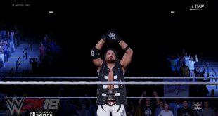 WWE 2K18 llegará a Nintendo Switch el 6 de diciembre