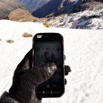 Cat® phones, dispositivos resistentes para los deportes de nieve Foto: Mario Gattinger; Creditos: Xaver Kröl